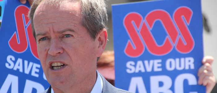 Labor leader Bill Shorten outlined his vision for the party's future direction at its national conference in July, but amid all the debate the party nearly emerged from the conference completely overlooking one of the biggest threats to Australia's environment - invasive species. Photo: Takver