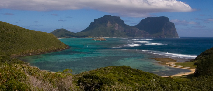 Eradicating rodents from Lord Howe Island is expected to avoid seven extinctions over the next 20 years. Photo: Fanny Schertzer - CC BY 2.5