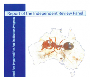 RIFA review report May 2016 cover page