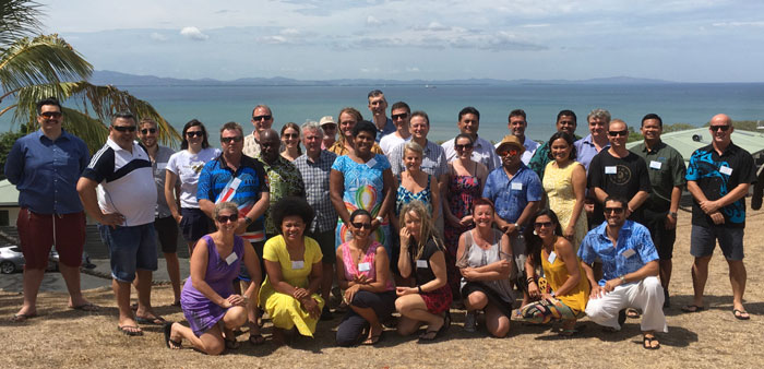 The fifth Island Arks Symposium was held in Fiji.