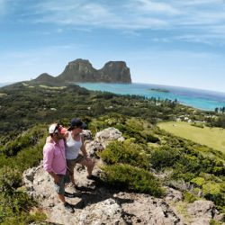How would you like to be part of a global conservation project on one of the most unique and beautiful places in the world, Lord Howe Island? Photo of Lord Howe Island used courtesy of the Lord Howe Island Board, Lord Howe Tourism.