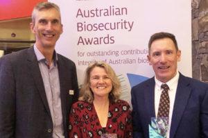 2020 Australian Biosecurty Award
