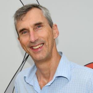 Invasive Species Council CEO, Andrew Cox.