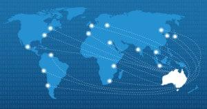 International insect invasion pathways
