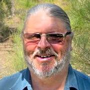 Dr Dave Algar-2020 Froggatt Award Winner