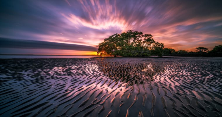 Nature beach Australia
